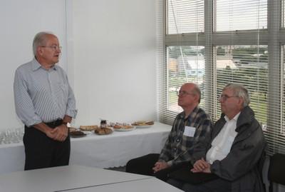 César Ades, Eliezer Rabinovici and Peter Goddard