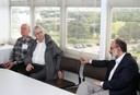 Eliezer Rabinovici, Peter Goddard and Guilherme Ary Plonski