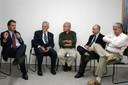 Ricardo Caldas, Guillermo Juan Creus, César Ades, Pedro Paulo Funari and Maurício Loureiro