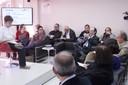 Hernan Chaimovich speaking