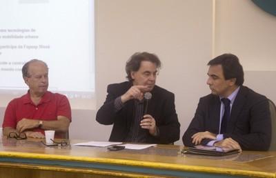 Renato Janine Ribeiro, Lenio Luiz Streck amd Heleno Torres