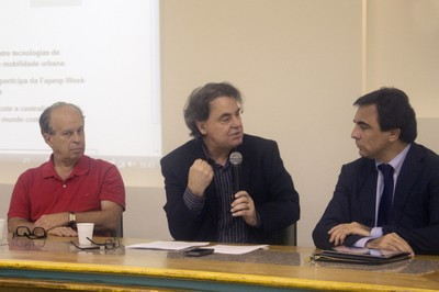Renato Janine Ribeiro, Lenio Luiz Streck and Heleno Torres