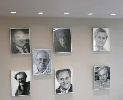 Former directors of the IAS