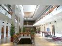 Inside the IAS building