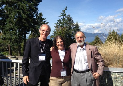 Martin Grossmann, Michal Linial and Guilherme Ary Plonki