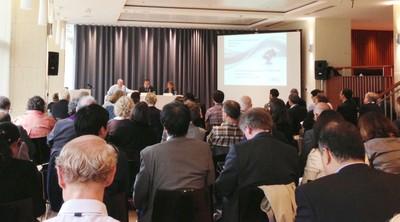 First panel - Helsinki Collegium for Advanced Studies