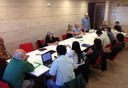 Meeting at the University of Costa Rica for the creation of its new IAS