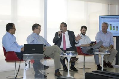 Weber Amaral, Marcelo Vieira, Rubens Rizek, Luiz Fernando do Amaral and Paulo Favaret