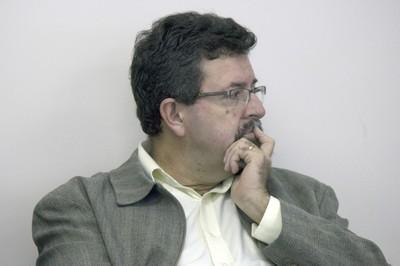 Dácio Roberto Mateus, deputy president at UFABC