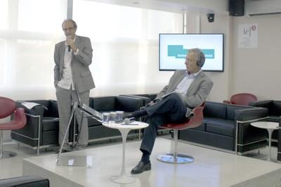 Martin Grossmann and Peter Weingart