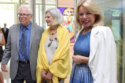 Sergio Paulo Rouanet, Barbara Freitag and Maria Arminda do Nascimento Arruda