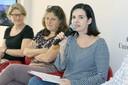 Cristiana Zara, Thais Mauad and Ligia Barroso