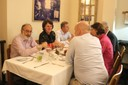 Dinner at restaurant Tordesilhas - March 21