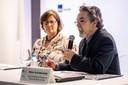 Angela Dannemann and Nilson José Machado