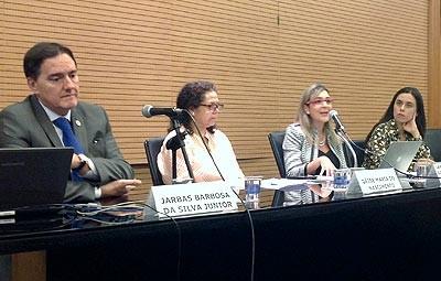 10º Seminário Internacional de Direito Sanitário: Efetivação Democrática do Direito à Saúde - Painel 4