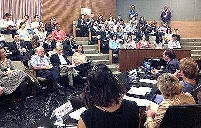 10º Seminário Internacional de Direito Sanitário: Efetivação Democrática do Direito à Saúde