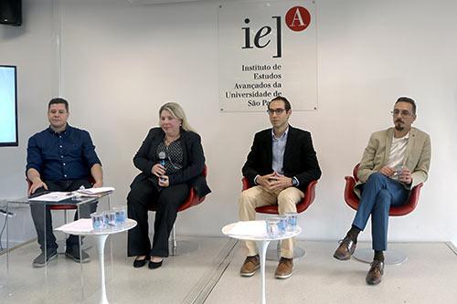 Marcos Mazieri, Claudia Kniess, Germano Guimarães e Rodolfo Ribeiro - 22/8/2018