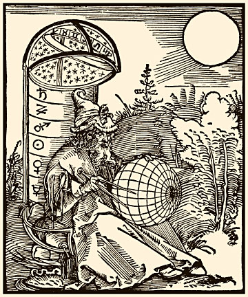 Durer astronomer