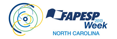 Logo - FAPESP Week North Carolina