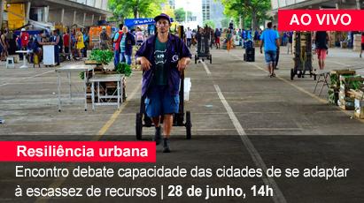 Home 1- Resiliência urbana
