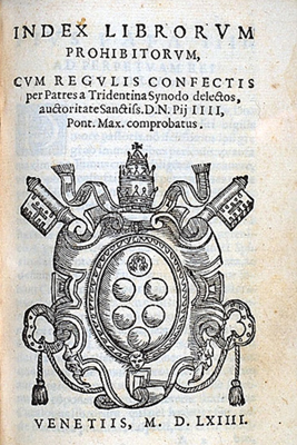Librorum Prohibitorum
