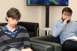 Diego Kerchove e Paulo Myada