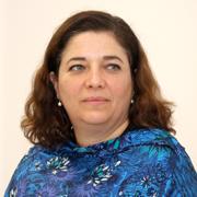 Silvia Giorguli - Perfil