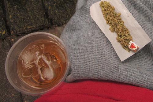 Álcool, drogas e adolescentes