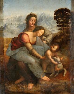 A Virgem e o Menino com Santa'Ana - 1503-1519