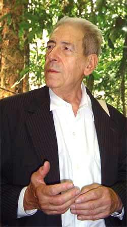 Aziz Ab'Saber - floresta