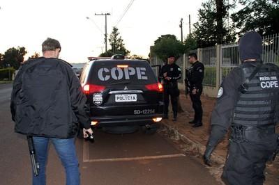 Ação policial
