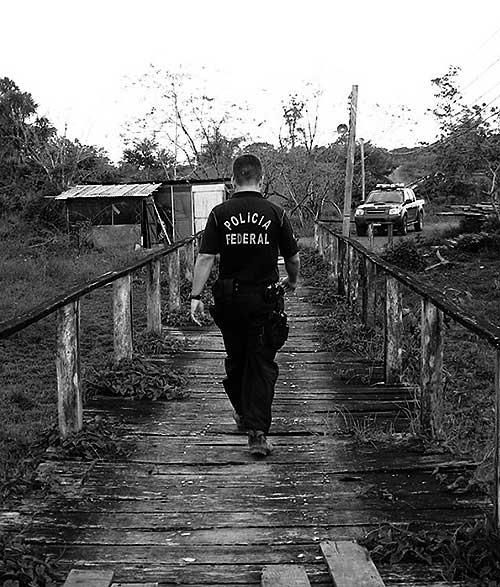 Agente da Polícia Federal