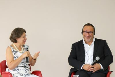 Ana Lydia Sawaya e Saul Becker 1