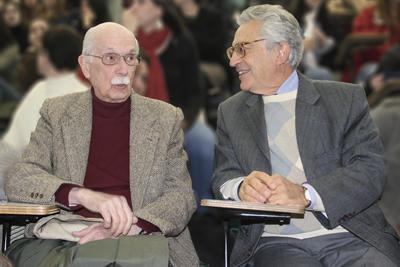 Antonio Candido e Alfredo Bosi - 1