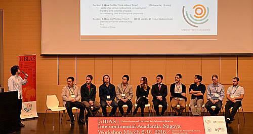 Apresentação Final do participantes da Fase Nagoya da Intercontinental Academia