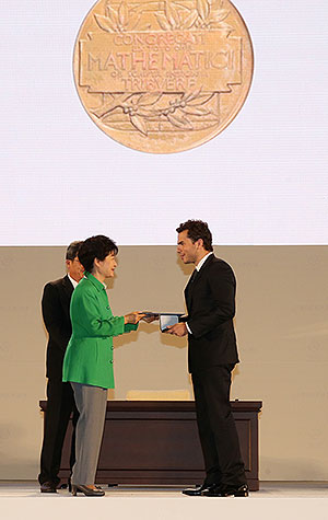 Artur Ávila - Medalha Fields - 2
