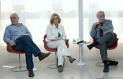 Bernardo Sorj, Lia Zanotta Machado e Francisco Zapata