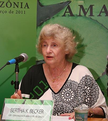 Bertha Becker 1