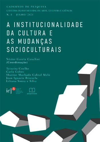 Capa Cadernos de Pesquisa - Cátedra Olavo Setubal - nº 1