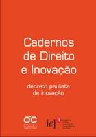 Capa Cadernos Direito Inovação