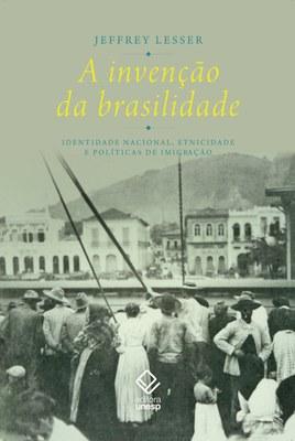 """Capa do livro """"A invenção da brasilidade"""""""