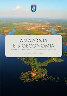 Capa do livro Amazônia e a Bioeconomia