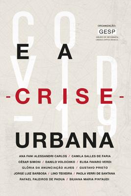Capa do livro Covid-19 e a crise urbana - Matéria