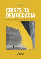 Capa do livro Crises da Democracia - 1