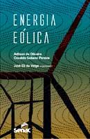 Capa do livro Energia Eólica organizado por José Eli da Veiga.