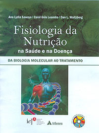 """Capa do livro """"Fisiologia da Nutrição"""""""