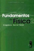 Capa do Livro Fundamentos da Física - 2