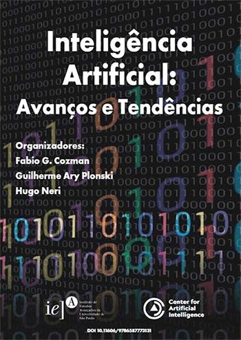 Capa do livro 'Inteligência Artificial'