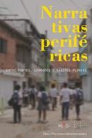 """Capa do livro """"Narrativas Periféricas"""""""