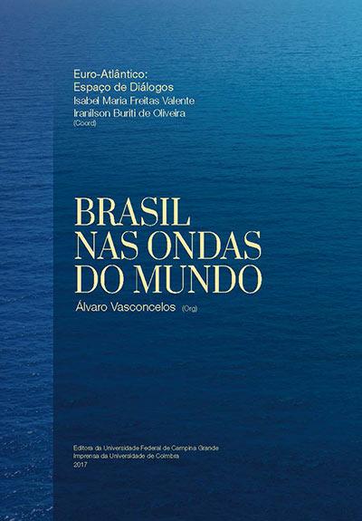 """Capa do livro """"Brasil nas Ondas do Mundo"""""""